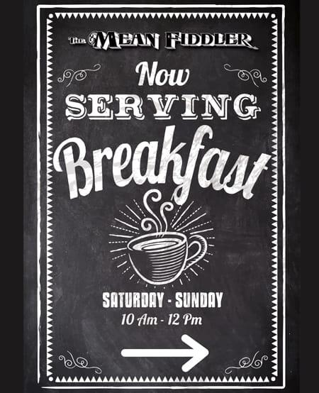 Open For Breakfast